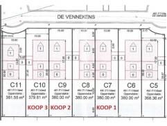 Een perceel bouwgrond met stedenbouwkundige vergunning voor het oprichten van een woning (HOB) te Wuustwezel, De Perelaar 20 (lot 10 van de verkavelin