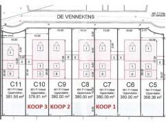Een perceel bouwgrond met stedenbouwkundige vergunning voor het oprichten van een woning (HOB) te Wuustwezel, De Perelaar 18 (lot 9 van de verkaveling