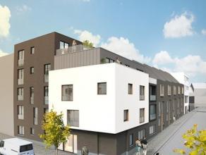 Situé à l'angle de la rue Marconi et de la rue du Filleul à Forest, le projet Marconi propose un programme mixte de logements et