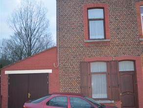 Maison dhabitation composée Sous-sol : cave sur la surface du garage Rez-de-Chaussée : salle à manger, salon, cuisine non &eacute