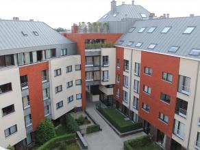 Chaleureux appartement 1ch. dans la Résidence Westside Gardens L'app. se compose de: hall d'entrée - toilette séparée  s&e