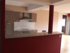 Eblouissant appartement 1ch. à Berchem-Sainte-Agathe L'app. se compose de: hall d'entrée - toilette séparée  séjour