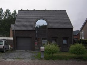 OPENBARE VERKOOPLOT I:Stad Zoutleeuw - 1ste afdeling:Een WOONHUIS met TUIN, op en met grond, staande en gelegen aan de Budingenweg 25B, bouwjaar 2010,