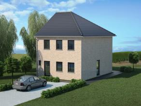 OORDEGEM - Stichelendries 23  TE RESERVEREN - Knap lot bouwgrond in de Stichelendries voor een mooie halfopen bebouwing op een totale grondopp van 5