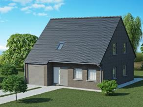 OLSENE - Poelkenswegel 55  Mooi en rustig gelegen stuk bouwgrond voor het bouwen van een open bebouwing. Opp 483 m²  Prijs bouwgrond: € 150.0