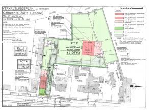 Olsene - Heirweg 42  Mooi perceel voor het bouwen van een open bebouwing gelegen in het rustige Olsene. Opp 2021,52 m²  Prijs bouwgrond: € 23
