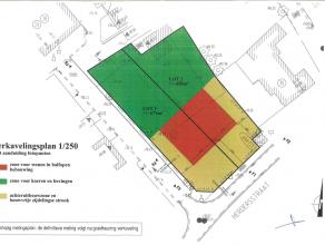 OLSENE - Herdersstraat 35 - lot 1   Mooi gelegen stuk bouwgrond voor het bouwen van een halfopen bebouwing in Olsene. Opp. 671 m²  Prijs van de b