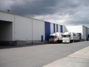 Magazijnruimte beschikbaar van 8509 m2 (unit 1) met 263 m2 kantoorruimte. Parking voorzien voor personen- en vrachtwagens. Vrije hoogte bedraagt 8m. L