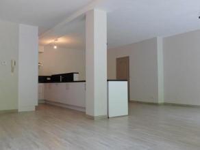 Residentie Wallehof : volledig gerenoveerd ruim GLVL-appartement (163 m2) met terras van 50 m2, mooi gelegen aan de stadsvesten en aangepast aan minde