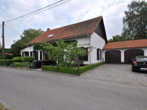 Landelijke woning met 4 slaapkamers, 2 badkamers en prachtig aangelegde tuin, gelegen in een oase van rust en groen nabij het natuurreservaat 'De Maat