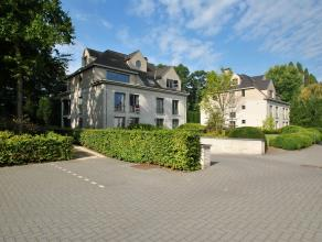 """Duplex penthouse gelegen in de prachtige residentie """"Villa Verde"""" in het centrum van Essen."""