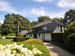 Sfeervolle klassiek - moderne villa in perfecte staat op een zuid gericht perceel van ca. 2.474m² in Heide - Kalmthout.