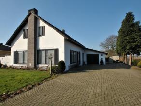 Ruime gezinswoning met 5 slaapkamers op een perceel van ca. 700 m² te Essen-Hoek.
