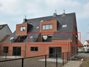 """Nieuwbouw appartement in Residentie """"Den Hemelreijck"""" met 2 slaapkamers en zuid gericht terras.Gelegen in een rustige straat nabij het centrum van Ess"""