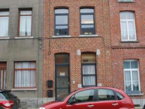 Superbe appartement idéalement situé dans une rue calme et proche de Binche, il se compose de 2 chambres, d'un grand séjour/salle