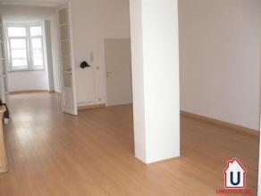 Au 1er étage d'un immeuble SANS CHARGES et à proximité de toutes les facilités, Charmant appartement avec hauts plafonds e