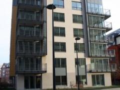 Bel appartement situé au 6e étage avec ascenceur, meublé, 1 chambre à coucher, 1 SDB, parquet au sol, équipé