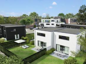 Deze unieke zuid gerichte woning gelegen in project Lijsterbol ligt op wandelafstand(350m) van centrum Kontich. Het project is gelegen in de zeer rust