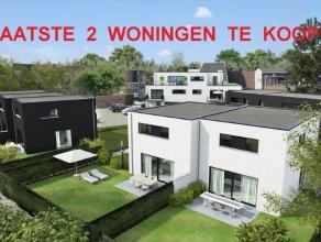 Deze woning is gelegen in project Lijsterbol en ligt op wandelafstand(350m) van centrum Kontich. Het project is gelegen in de zeer rustige en sluipver