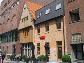 PRACHTIG gerenoveerde appartementen in het nieuwe PEKTON-gebouw aan de vernieuwde Lamot-site in het centrum van Mechelen. Hoogwaardige afwerking en vo