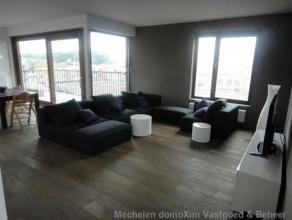 GEMEUBELD LUXE APPARTEMENT gelegen in een veilige oase van rust in het midden van de stad Antwerpen op de 4e verdieping. Dit luxueuze appartement heef