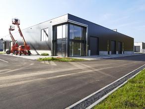 Bedrijfsunits, Showrooms & Kantoren v.a. 216m² in het nieuwe BUSINESSPARK BERBROEK te Herk-de-Stad.   Dit bedrijvenpark geniet van een unieke
