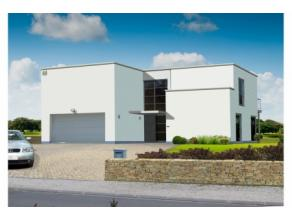 """""""Energiezuinige moderne Villa  BAHIA  te Bonheiden op 811m² gelegen op een toplocatie. Deze woning is volledig aanpasbaar aan uw wensen. Onze adv"""