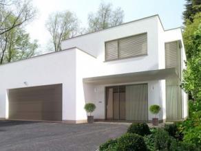 Nieuwbouwproject voor een open bebouwing met het model DERBY 3 kamers, douche- en badkamer, wc, garage voor 1 wagen, driedubbel beglazing, zonnepanele
