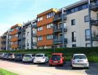 Arlon, à proximité de la gare, bel appartement spacieux de 108 m² composé comme suit: hall d'entrée, vaste séj