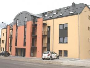 Très bel appartement de 100 m² avec balcon composé comme suit: hall, buanderie, grand sejour, cusine équipée(possibil