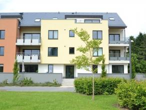 Arlon, splendide appartement avec de très bonnes performances énergétiques ( classe A) composé comme suit: hall d'entr&eac