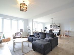 Arlon - Frassem: bel appartement de 130 m² compos comme suit: hall dâentre, trs grand sjour lumineux, cuisine quipe, 2 chambres, wc , buand