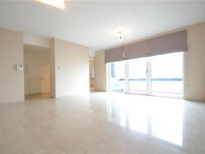 Arlon, très bel appartement de 111 m² composé comme suit: hall d'entrée, vaste séjour lumineux donnant sur une belle