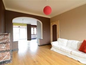 Bonne maison d'habitation 3 chambres idéalement située à proximité d'une école et de la gare avec accès ais&