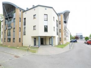 Arlon, bel appartement de 55 m² composé comme suit: hall d'entrée, wc, séjour lumineux avec accès à une terras