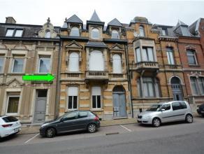 Arlon, à proximité de la gare et du centre, immeuble de rapport en bon état d'entretien composé de 4 unités. Niv 0: