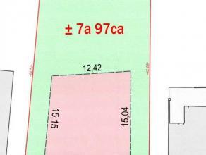 Samenvatting van de Stedenbouwkundige voorschriften:Gebouwen- een ééngezinswoning in open verband;- het gebouw telt maximum twee bouwlag
