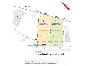 SAMENVATTING STEDENBOUWKUNDIGE VOORSCHRIFTENBestemming:- een residentiële eengezinswoning die in open verband wordt opgericht;- het gebouw telt m