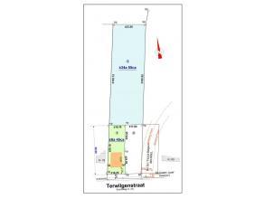 Samenvatting stedenbouwkundige voorschriften:Hoofdbouw: Residentiële ééngezinswoning in open verband met maximum twee woonlagen;Com