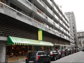 Bel appartement remis à neuf situé au centre de Liège. Il est composé d'un séjour lumineux (25m²), une cuisine
