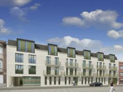 Dit ruime appartement met certificaat Lage Energiewoning bevindt zich op de eerste verdieping van de toekomstige residentie Belle Epoque in de histori