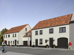 Deze nieuwbouwwoning maakt deel uit van een nog op te richten project van 4 ruime kwalitatieve afgewerkte gezinswoningen in een unieke bouwstijl, cent