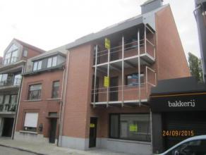 Prachtig nieuwbouwappartement met één slaapkamer! Lift voorzien in het gebouw! Centrale ligging: scholen, winkels en openbaar vervoer op