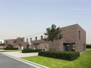 - Lot 51 (halfopen bebouwing, 308 m², prijs afgewerkt excl. kosten & btw). Deze woning zal volledig afgewerkt worden volgens beschrijving in