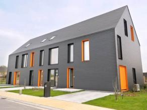 3 passiefwoningen te koop in een rustige, nieuwe verkaveling in Merelbeke. Deze woningen zijn gebouwd om te voldoen aan de strenge wetgeving die in 20