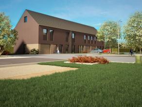 LOT 18: maison 2-façades à architecture moderne: hall, toilette, séjour specieux et lumineux, salle à manger, cuisine et b