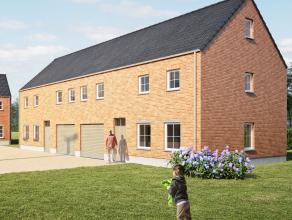 Le lot 27 est une maison neuve, de 3 façades, d'architecture classique, facile à vivre. La superficie est de 206 m² sur une surface