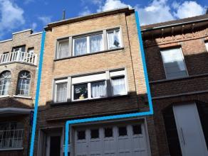 GUNSTIG AANBOD : EIGENDOM bestaande uit 2 2-SLAAPKAMERAPPARTEMENTEN (thans verhuurd) met individueel terras. Indeling appartementen : living, keuken,