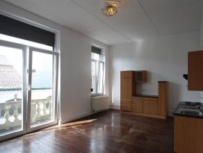 VERVIERS, petit appartement bénéficiant d'une très bonne performance énergétique. Situé au 1er étage