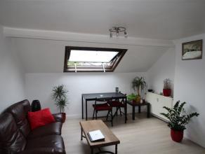 VERVIERS, sur l'axe vers Heusy, petit appartement entièrement rénové. Il se compose de : un séjour, une cuisine équ